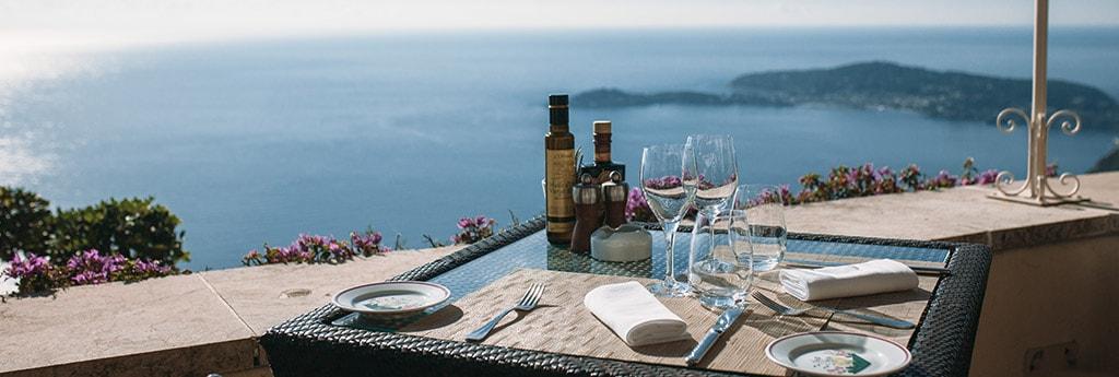 Обед с панорамным видом для 2