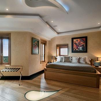 Hôtel ***** Château de le Chèvre d'Or - Côte d'Azur