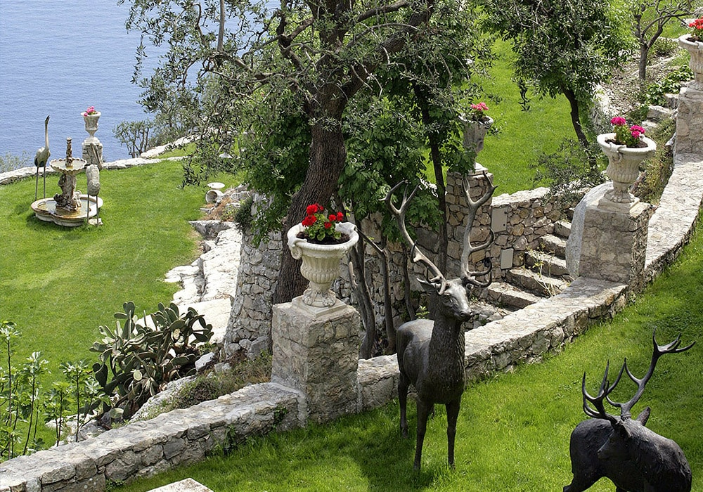Ch teau de la ch vre d 39 or 5 star hotel luxury hotel on for Cafe du jardin eze