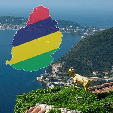 L'île Maurice s'invite à la Chèvre d'Or