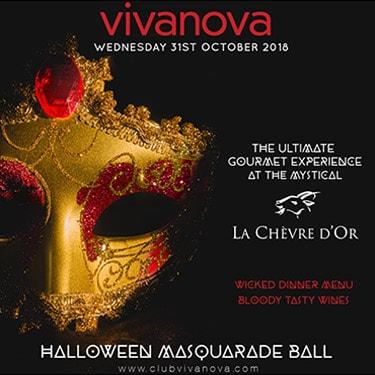 Vivanova Halloween Masquerade Ball