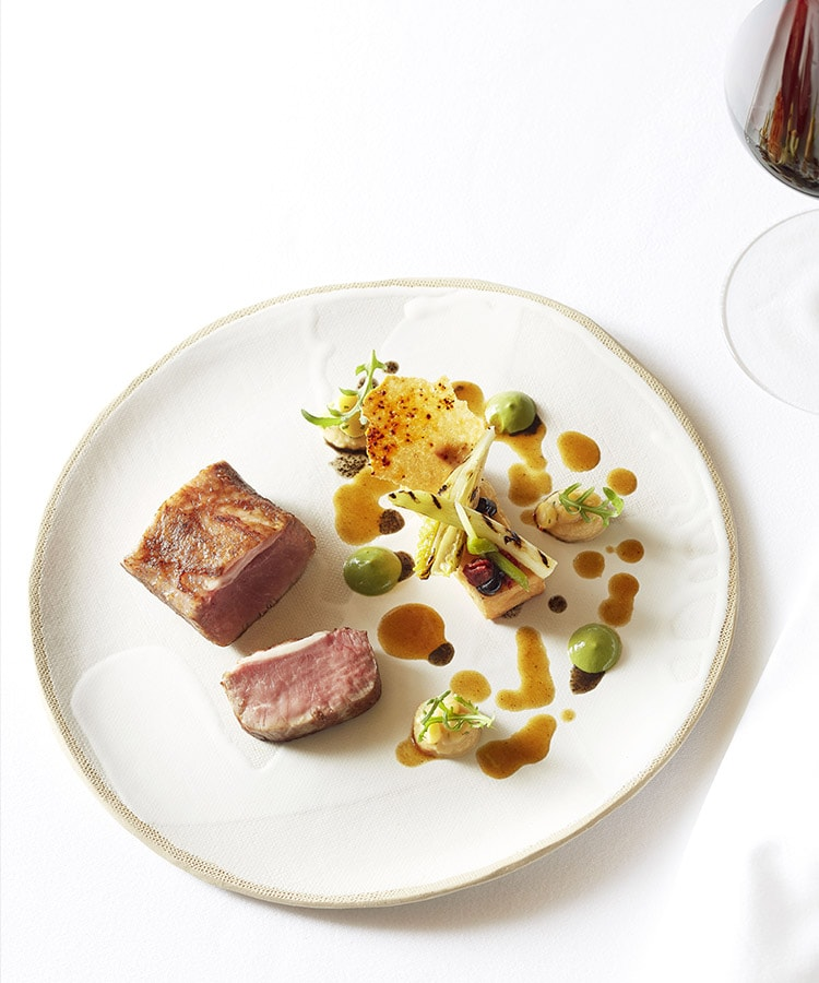 La Cuisine De Philippe: Gourmet And Michelin Restaurant On The