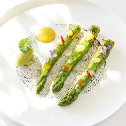 Lemon Dessert - Julien Dugourd - La Chèvre d'Or
