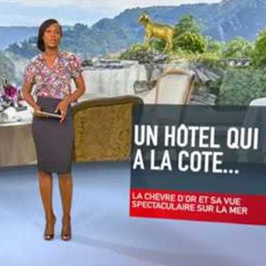 Château de la Chèvre d'Or Video M6 le 12h45 Lundi 9 juillet 2018