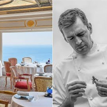 The extraordinary experience of a gourmet restaurant