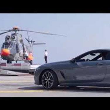 Lancement de la nouvelle BMW Série 8 à La Chèvre d'Or!!!